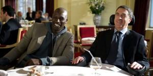 Omar Sy et François Cluzet, dans Intouchables